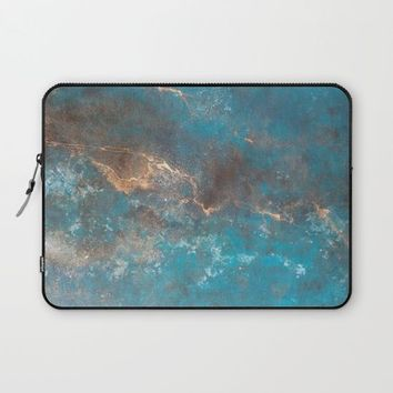 Modern Abstract Laptop Sleeve by Salome