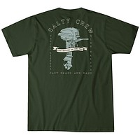Salty Crew Outboard T-Shirt