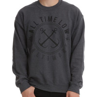 All Time Low Baltimore Crew Pullover