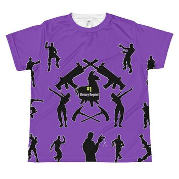 Dancing Emote Youth T-shirt designed by Darkness Tytus