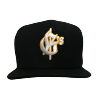 G'S HAT BLK