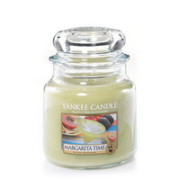 Margarita Time : Medium Jar Candles : Yankee Candle