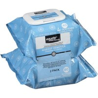 Equate Beauty Makeup Remover Cleansing Towelettes, 40 sheets, (Pack of 2) - Walmart.com