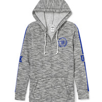 University of Kentucky Full-Zip Tunic Hoodie
