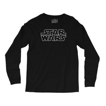episode iv   a new hope Long Sleeve Shirts