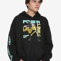 Disney A Goofy Movie Powerline Tour Hoodie Hot Topic Exclusive