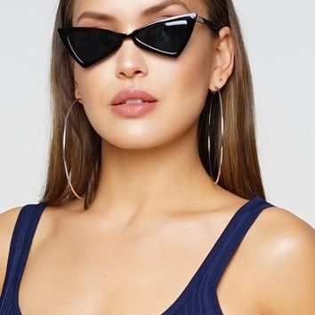 Elly Sunglasses - Black