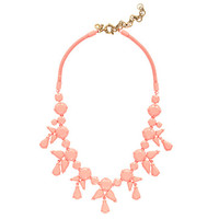 Coated stone necklace - necklaces - Women's jewelry - J.Crew