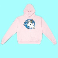 OPENING CEREMONY X SPRING BREAKERS DTF/UNICORN HOODIE - SHOP - OPENING CEREMONY X SPRING BREAKERS