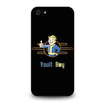 FALLOUT VAULT BOY THUMBS UP iPhone 5 / 5S / SE Case
