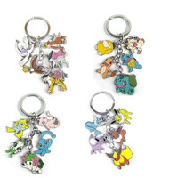 Pokemon Pocket Monster Key Chain