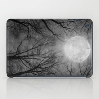 May It Be A Light (Dark Forest Moon) iPad Case by Soaring Anchor Designs ⚓