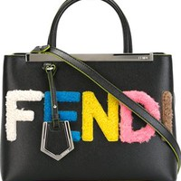 Fendi Medium '2jours' Tote - Stefania Mode - Farfetch.com