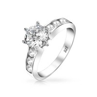 Bling Jewelry Simple Elegance Ring