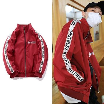 On Sale Hot Deal Jacket Men Korean Sports Fashion Men's Fashion Baseball [272617635869]