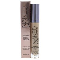 Urban Decay Naked Skin Weightless Complete Coverage Concealer - Fair Warm By Urban Decay For Women - 0.16 Oz Con