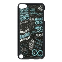 Generic Maybe Okey Always Okey Design Hard Snap-on Cover Case for Ipod Touch 5, 5g (5th Generation)