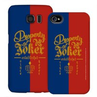 Suicide Squad Property of Joker Phone Case for iPhone and Galaxy |