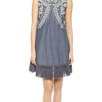 Elle Sasson Gulper Dress
