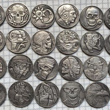 Hobo Nickel 31 COINS Set