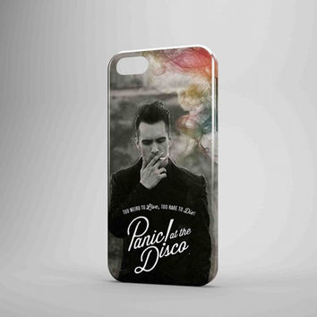 Panic At The Disco Band iPhone 5 Case