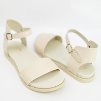 Post Modern Soft Leather Sandal