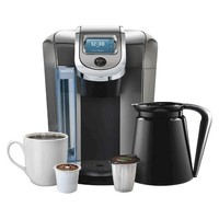 Keurig 2.0 K500 Coffee Maker Brewing System with Carafe