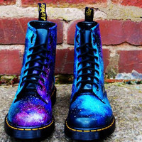 Galaxy Cosmic Doc DR Martens Boots