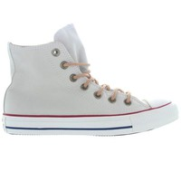 Converse All Star Chuck Taylor Peach Textile - Parchment/Biscuit High Top Sneaker