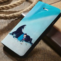 Disney Mulan Custom Wallet iPhone 4/4s 5 5s 5c 6 6plus 7 and Samsung Galaxy s3 s4 s5 s6 s7 case