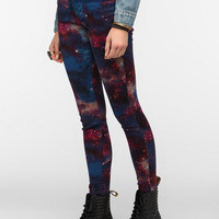 Urban Outfitters - BDG Twig Mid-Rise Jean - Galaxy Starburst