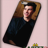 """Shawn Mendes smile cute for iphone 4/4s/5/5s/5c/6/6+, Samsung S3/S4/S5/S6, iPad 2/3/4/Air/Mini, iPod 4/5, Samsung Note 3/4 Case """"007"""""""