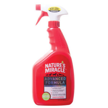 NATURE'S MIRACLE™ Advanced Formula Severe Pet Stain & Odor Remover | Stain & Urine Removers | PetSmart