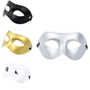 Excellent Quality Women/Men Masquerade Half Face Mask for Party Costume Ball  Dress Costume