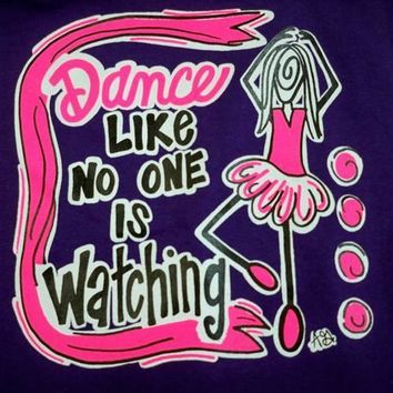 Southern Chics Funny Lil Girl Dance Kids Toddler Youth Bright T Shirt