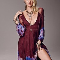 Womens Dazed Dream Maxi Dress