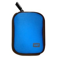 Western Digital My Passport Carrying Case -- Blue