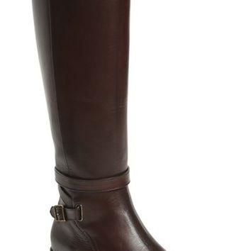 Frye Jordan Buckle Strap Knee High Boot (Women) | Nordstrom
