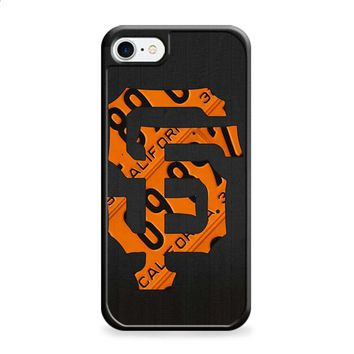 SAN FRANCISCO GIANTS BASEBALL VINTAGE LOGO iPhone 6 | iPhone 6S case
