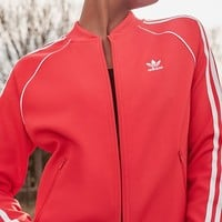 adidas Originals Superstar Trefoil Track Jacket | Urban Outfitters