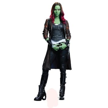 Gamora Cosplay Jacket Guardians of the Galaxy 2 Costume