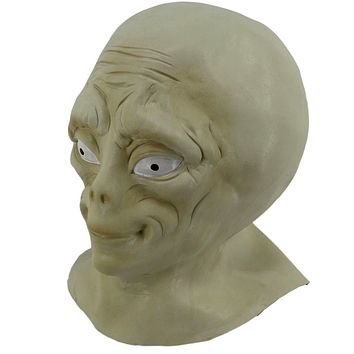 Friendly Alien Halloween Cosplay Mask