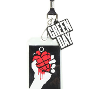 Green Day American Idiot Lanyard