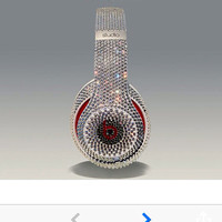 Custom Studio Beats by Dre Studio Beats Number 1 seller on Etsy