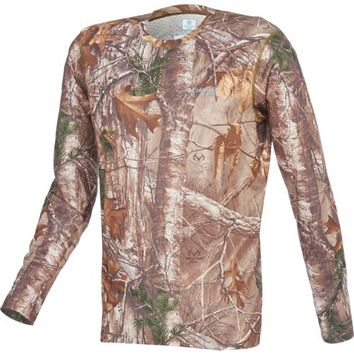 Columbia Sportswear Men's PHG ZERO Rules™ Realtree Xtra® Camo Long Sleeve Shirt | Academy
