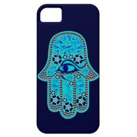 Hand of Fatima hamsa iphone 5 barely case iPhone 5 Cases
