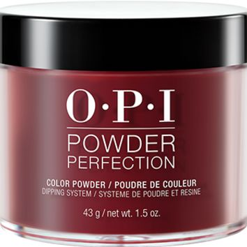 OPI Dipping Powder Perfection - Got the Blues for Red 1.5 oz - #DPW52
