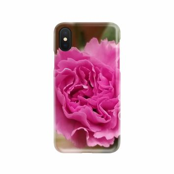 Pink Carnation Phone Case