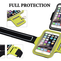 Waterproof Sports Arm band For LG G2 G3 G4 Spirit Leon Nexus 5 L70 L90 All Model Gym Running Phone Case Outdoor Activity
