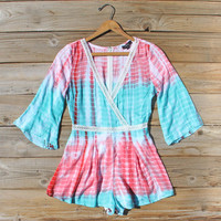 Gypsy Shadows Romper